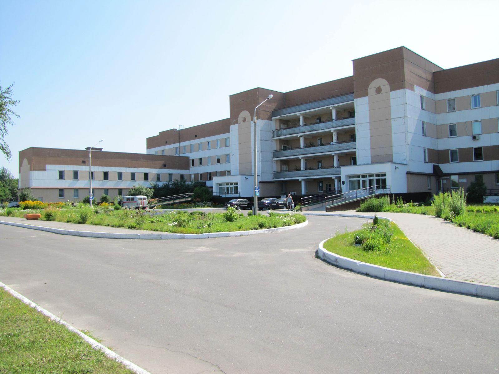 Детская многопрофильная больница нижний тагил