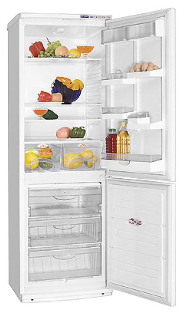 Холодильник атлант двухкамерный 6